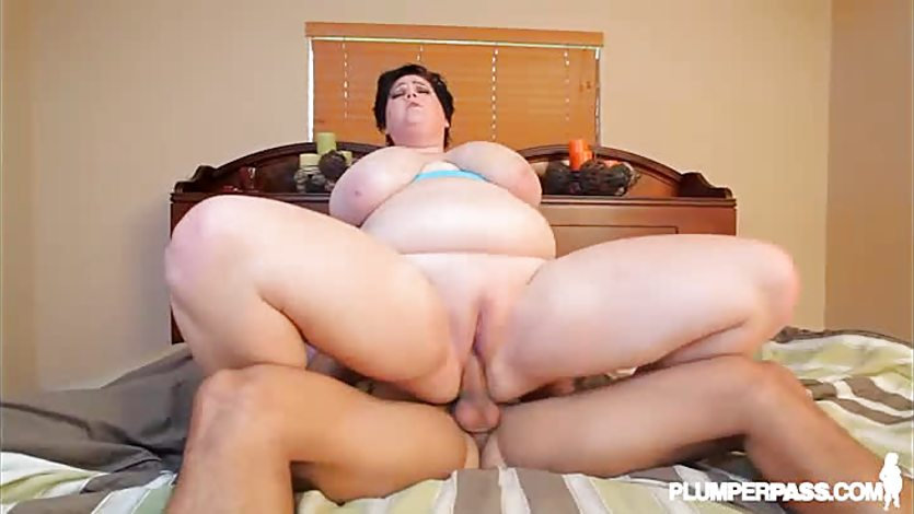 Chubby Reverse Cowgirl