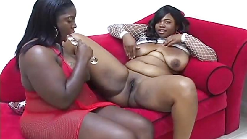 Ebony Creamy Squirt Dick