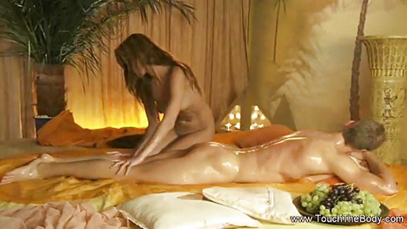 Порно видео турецкий массаж