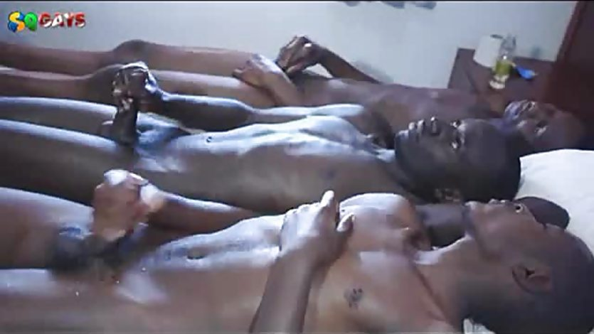 African jerk off movietures gay the kinky