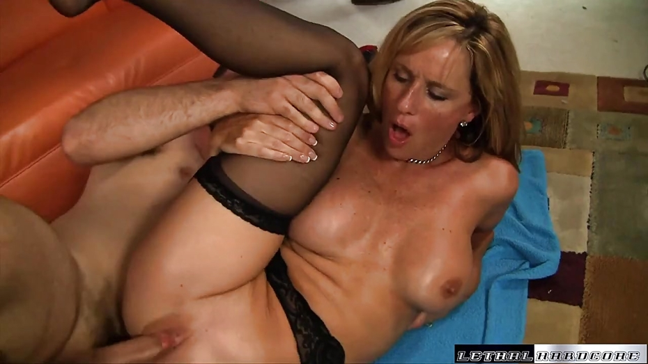 Thick Milf Double Penetration
