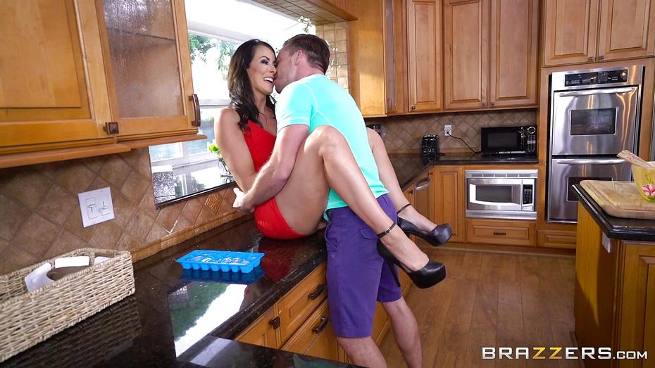 Brazzers Kitchen Sex