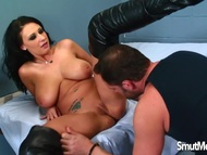 Blazing bella blaze and her great natural breasts sucks and fuck | Big Boobs Update