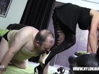 Kinky cock foot worship masturbate with Milf Ex Girlfriend | Porn-Update.com