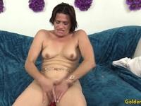 Kinky MILF Satisfies Herself with Toys Ex Girlfriend | Porn-Update.com