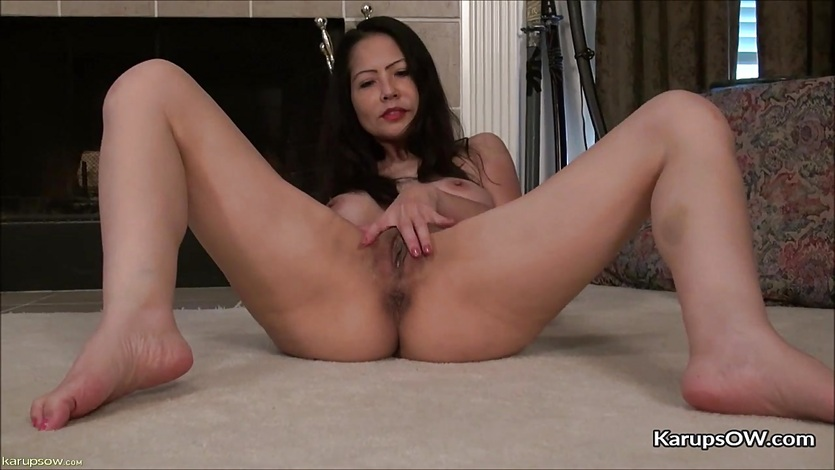 Oily Gal Rides A Boner And Takes It From Behind