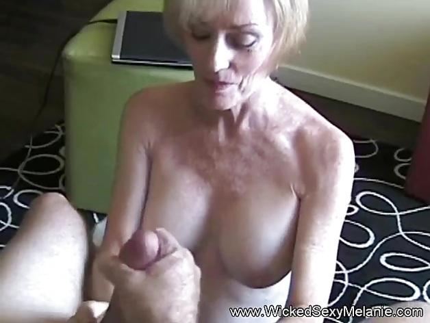 Kinky GILF Homemade Sex Tape
