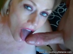 Naughty Granny Loves The Cum From Cocks