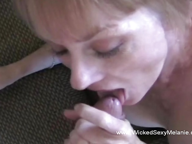Doggy Style and Sucking With Amateur Granny