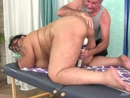 Kinky busty asian bbw miss lingling gets a sex massage | Big Boobs Update