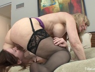 Hottie nina gives her stepdaughter | Big Boobs Update
