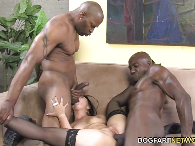 Sexy Ally Style in Hardcore Anal And Double Penetration