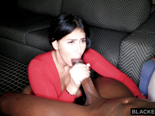 Huge latina Valerie Kay ass is dominated by monster black cock