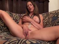 Busty american mom playing with herself | Big Boobs Update