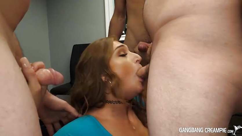 Think, that creampie bang bros squirt