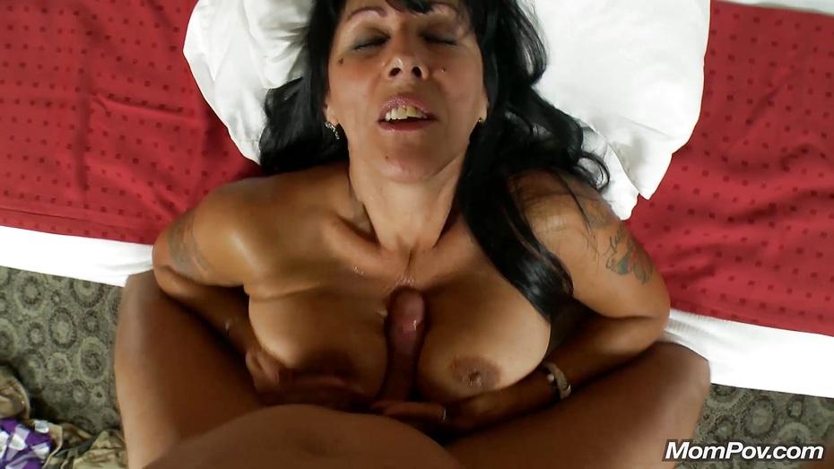Big Tits Lesbian Anal Dildo
