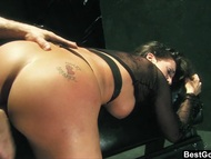 Richelle ryan enjoys pleasant kinky sex