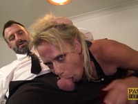 Milf Sasha Steele throated and fuck rough in ass Ex Girlfriend | Porn-Update.com