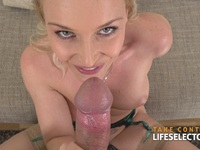 Kathia Nobili  busty Blonde Pleased With cock Meat Kathia Nobili | Porn-Update.com