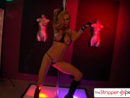The stripperexperience sarah jessie make love a great rod