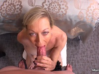 Considerable tits Amateur Cougar Loves Getting Pummelled Ex Girlfriend | Porn-Update.com