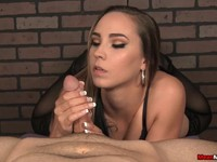 Excited Babe Takes You To The Edge And Back   Porn-Update.com