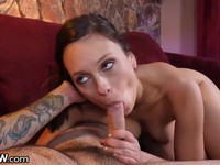 Inviting Jade Nile Throating cock Biting and Riding That cock Tommy PistolJade Nile | Porn-Update.com