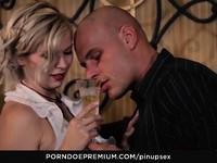PINUP SEX Fantasy sex session ends with ejaculate on juggs Barbara Nova | Porn-Update.com