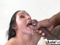 Lovely Lola Foxx gets fucked by a BBC Lola Foxx | Porn-Update.com