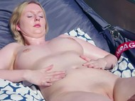 Thelifeerotic  sun bathing and pussy pleasing  lotta s