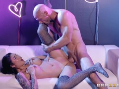 Brenna Spark loves it when she is fucked hard