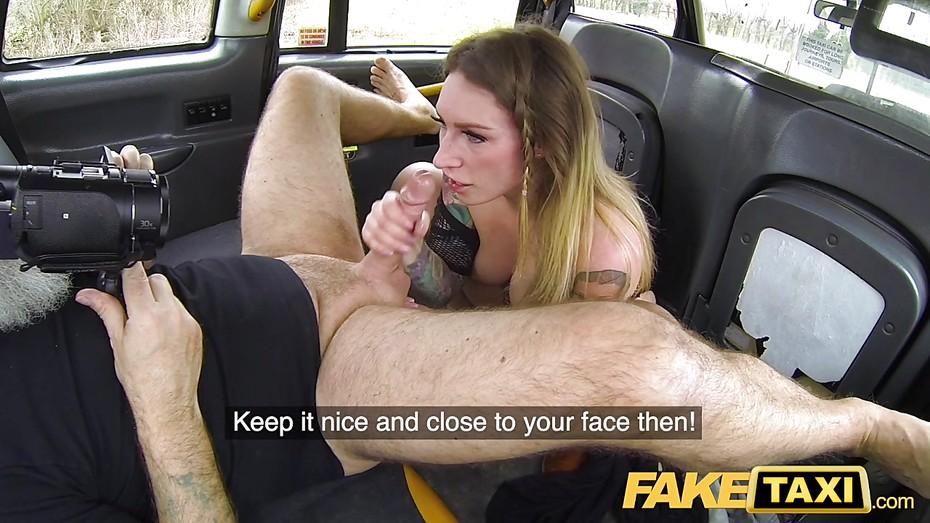 Female Fake Taxi Black Dick